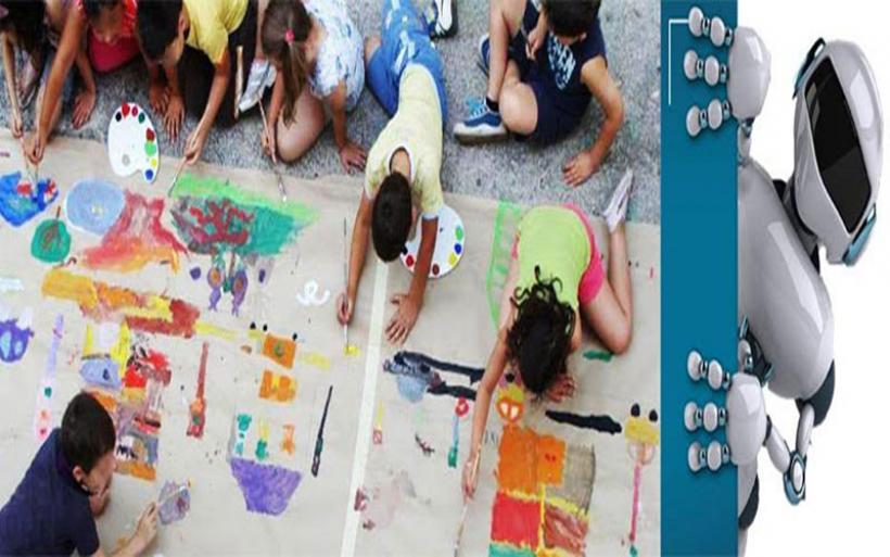 """Κέντρο Δημιουργικής Απασχόλησης Παιδιών (ΚΔΑΠ) """"Playschool"""" στον Αλμυρό"""