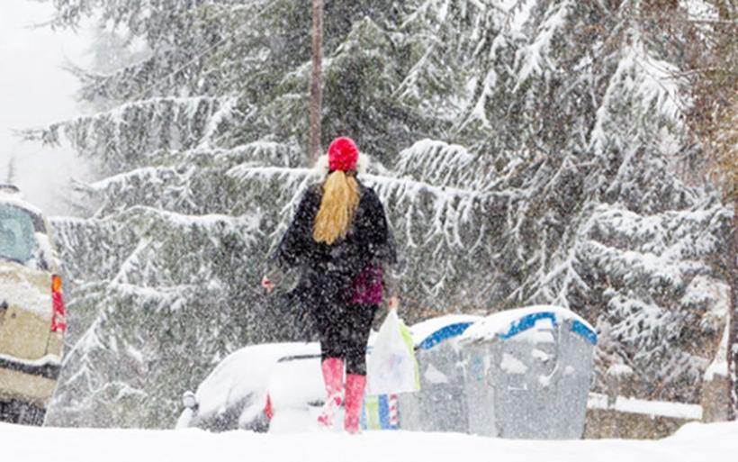 Στο έλεος του χιονιά η χώρα, πού υπάρχουν προβλήματα