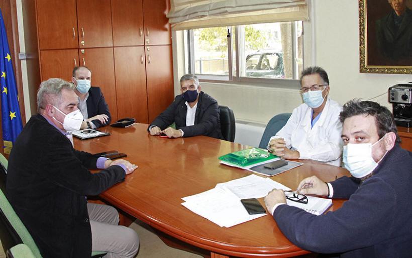 Κ. Αγοραστός:  Ακόμη  7,5 εκατ. ευρώ  για κλίνες Covid-19  και προσλήψεις στα Νοσοκομεία της Περιφέρειας