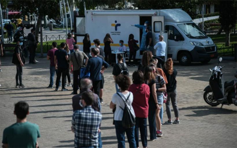 Πρόβλεψη σοκ για την Ελλάδα: 14.000 νεκροί έως τον Φεβρουάριο εάν χαλαρώσουν τα μέτρα
