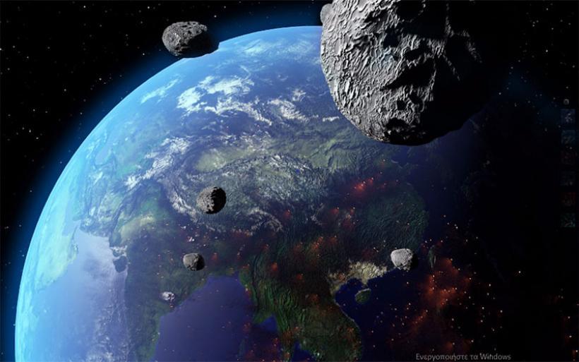 Αστεροειδής θα περάσει «ξυστά» από την Γη την Πέμπτη
