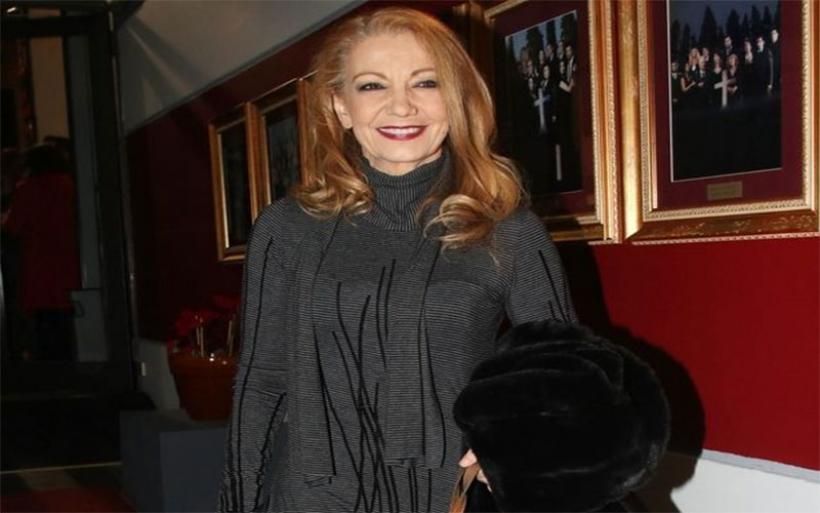 Μπέσσυ Γιαννοπούλου: ''Με την Πέμη Ζούνη είχαμε δεσμό για περίπου δυο χρόνια''