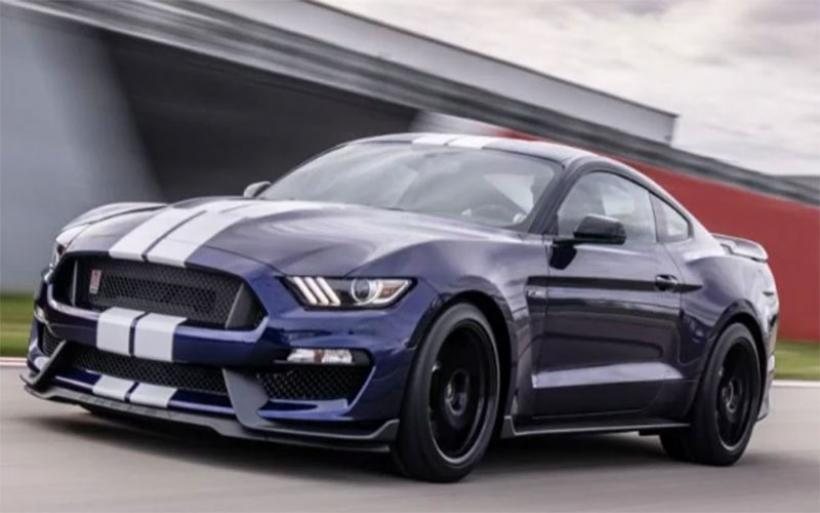 Αποκαλύφθηκε η νέα Ford Mustang Shelby GT350 [vid]