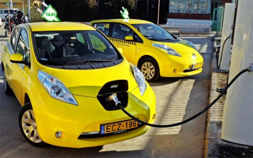 Τα ηλεκτρικά Ταξί κυκλοφορούν παντού! Όχι όμως στην Ελλάδα…