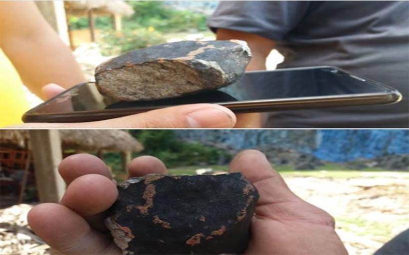 Έπεσε μετεωρίτης στην Κούβα - Αναστάτωση στους κατοίκους από «ισχυρή έκρηξη και εκκωφαντικό θόρυβο»