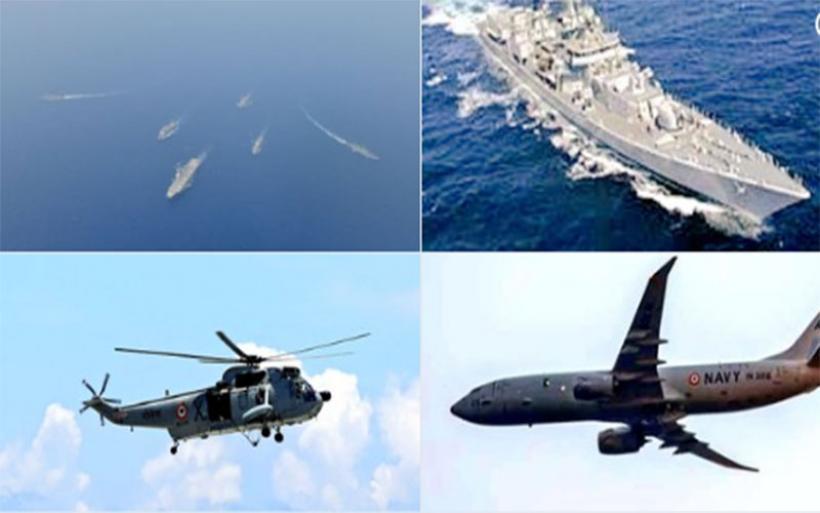 Πυρηνικά υποβρύχια και αεροπλανοφόρο αναπτύσσει η Ινδία στα σύνορα με το Πακιστάν