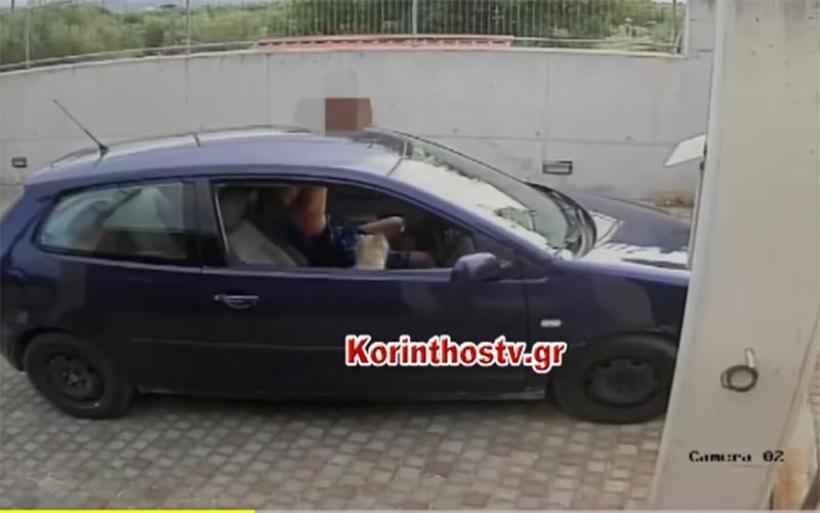 Κόρινθος: Γυναίκα χτυπά με κλωτσιές και μπουνιές άλλη οδηγό επειδή της έκανε παρατήρηση για τον τρόπο οδήγησης!