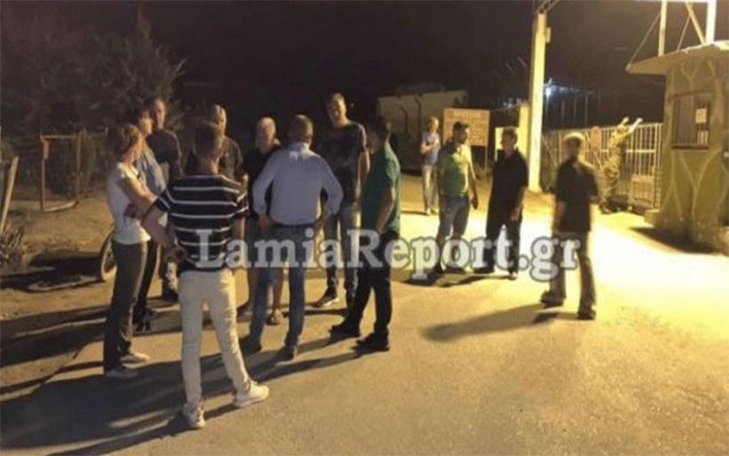 Φθιώτιδα: Στους δρόμους οι κάτοικοι για το hot spot στον Καραβόμυλο - «Δεν θέλουμε να γίνουμε Μόρια»