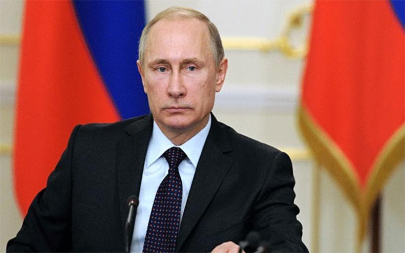Ο Πούτιν υπέρ μιας διευρυμένης G7 με τη συμμετοχή της Κίνας, της Ινδίας και της Τουρκίας