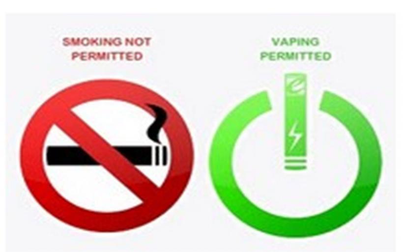 Στην Ιταλία η χρήση ηλεκτρονικού τσιγάρου επιτρέπεται παντού