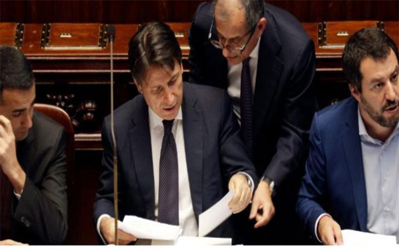Ρήξη με ΕΕ αποφάσισε η Ιταλία -Ούτε βήμα πίσω στον προϋπολογισμό