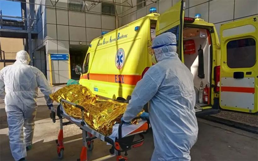 3 θάνατοι από κορωνοϊό στο Νοσοκομείο του Βόλου – Ρεκόρ νοσηλευόμενων, τρεις διασωληνωμένοι