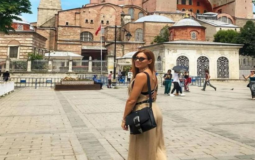 Ευρυδίκη Βαλαβάνη: Νέα ρομαντική απόδραση με τον Κωνσταντίνο Βασάλο στην Κωνσταντινούπολη!