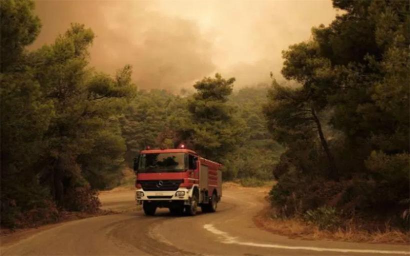 Στάχτη έγιναν 28.281 στρέμματα στη Θεσσαλία