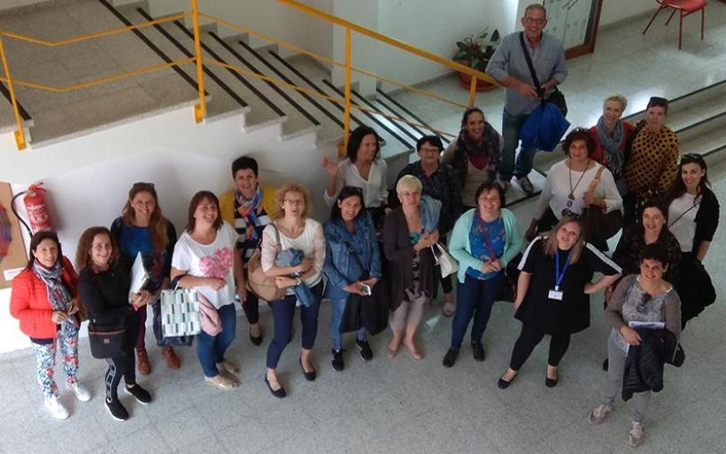 Επίσκεψη του 2ου Δημοτικού Σχολείου Νέας Αγχιάλου - Βαρνάλειο, στην Ισπανία