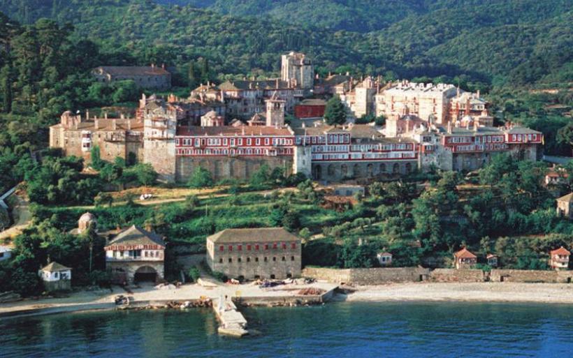 Μητρόπολη Δημητριάδος: Σημαντική ενίσχυση από την Μονή Βατοπαιδίου ενόψει Πάσχα