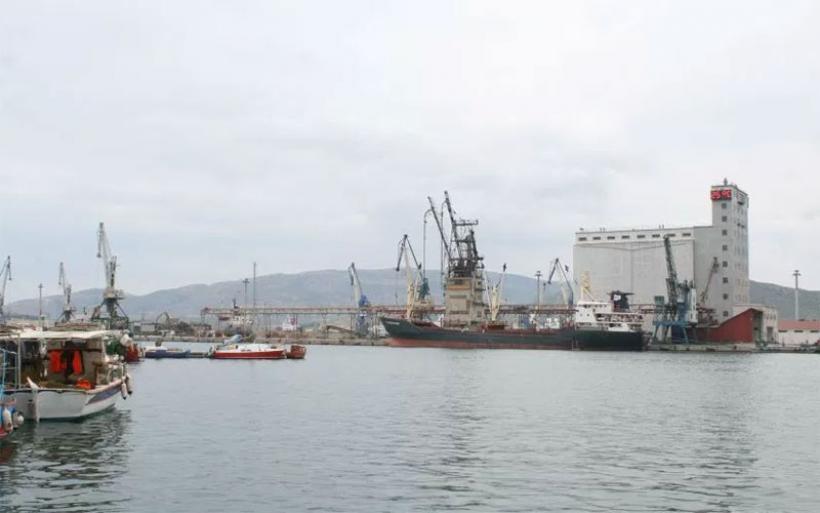 Τροφοδοσία πλοίων με υγροποιημένο φυσικό αέριο από το λιμάνι του Βόλου