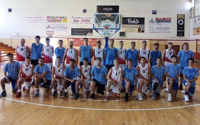Φιλικά στο Βόλο για την Ακαδημία καλαθοσφαίρισης των Τιτάνων Αλμυρού (φωτο)