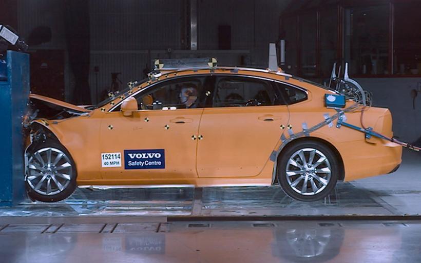 Τα τρία ασφαλέστερα αυτοκίνητα παραγωγής είναι Volvo - Σύμφωνα με τις δοκιμές ασφάλειας του EuroNCAP