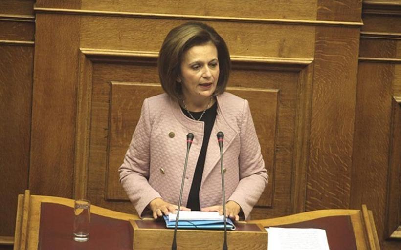 Χρυσοβελώνη: Οι ΑΝΕΛ να ψηφίσουν τις Πρέσπες όπως το 2015 που ψήφισαν το τρίτο μνημόνιο