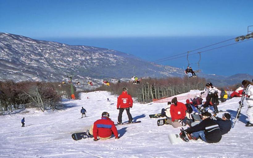Ανοιχτό από την Παρασκευή το Χιονοδρομικό Κέντρο Πηλίου