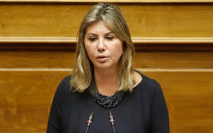 Συλλυπητήρια δήλωση Ζέττας Μ. Μακρή για την απώλεια του πυροσβέστη Γ. Δεσποτόπουλου
