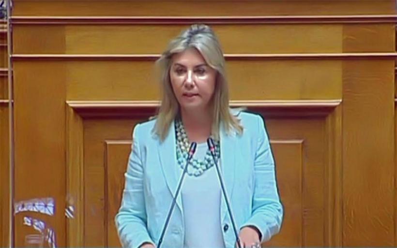 Ζέττα Μ. Μακρή: Επιβεβλημένη και τάχιστη η αναζήτηση  χρηματοδότησης για την άμεση μεταστέγαση της Μονάδας Μεσογειακής Αναιμίας στο Γ.Ν.Α. Βόλου.