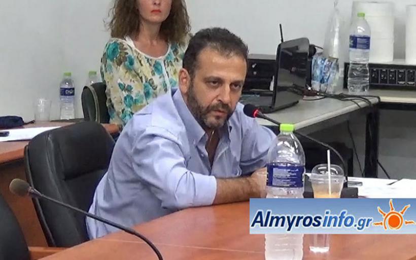 Ευθ. Ζιγγιρίδης: Παθητική σιωπή σε καταστροφικές πολιτικές
