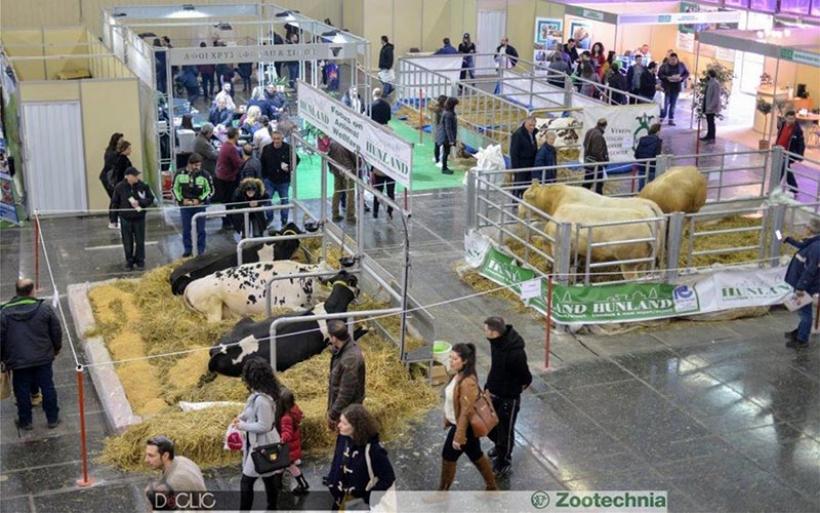 Αυξημένοι 30% οι εμπορικοί επισκέπτες στην Zootechnia