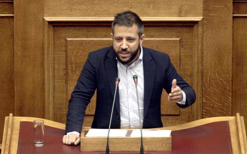 Δήλωση Αλέξανδρου Μεϊκόπουλου για το νέο Εκλογικό Νόμο