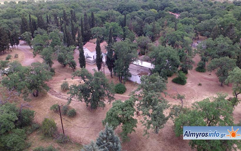 Δημοπρατείται το έργο «Δημιουργία Κέντρου Υποδοχής & Ενημέρωσης Επισκεπτών στο δάσος «ΚΟΥΡΙ»»
