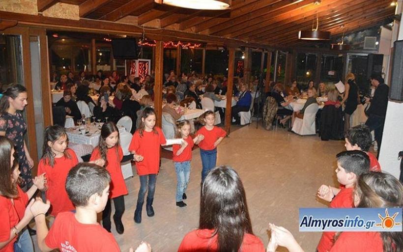 """Αναβίωσε το """"Έθιμο της """"Μπάμπως"""" ο Σύλλογος Ανατολικής Ρωμυλίας Ευξεινούπολης (φωτο)"""