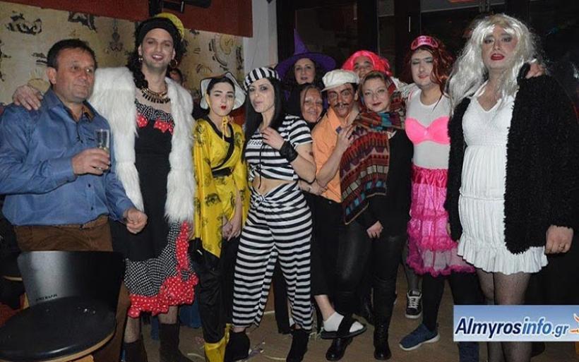 """Το πάρτυ των Καρναβαλιστών στο """"Smart"""" cafe-bar(φωτο)"""