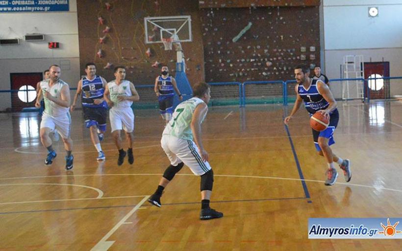 Δήμητρα - Γ.Σ.Α 49-74 για το Κύπελλο ΕΣΚΑΘ (φωτο)