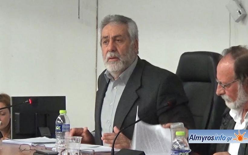 Δ. Εσερίδης: Έτοιμες μέχρι το Πάσχα οι παιδικές χαρές του Δήμου Αλμυρού (βίντεο)