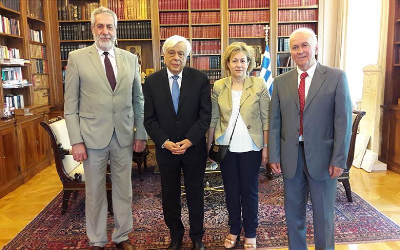 Στον εορτασμό για την απελευθέρωση του Αλμυρού, ο πρόεδρος της Δημοκρατίας Πρ. Παυλόπουλος