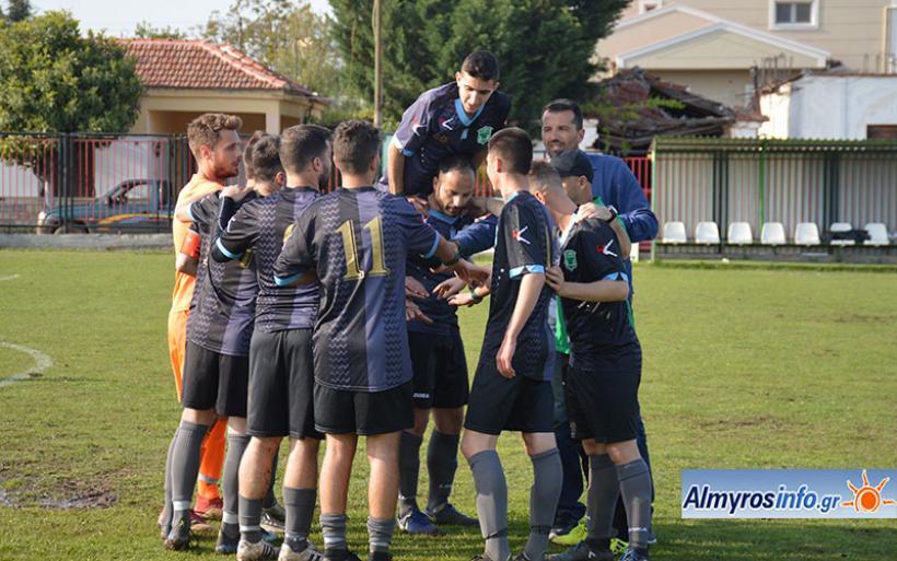 Δήμητρα -Ακρόπολη 6-1 (φωτο) & δηλώσεις Ανδρωνά (βίντεο)