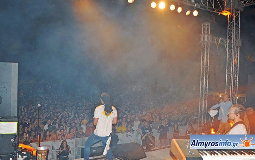 Σε ρυθμούς Los Almiros Festival  ο Αλμυρός (φωτο)