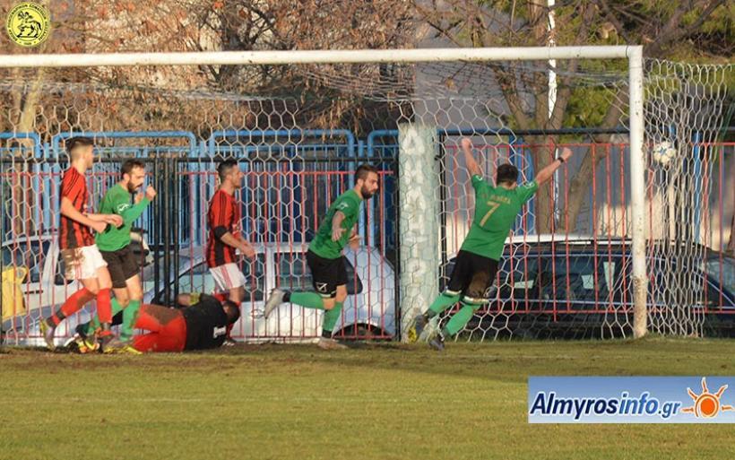 Δήμητρα-Σαρακηνός 3-0 (φωτο) & δηλώσεις Ανδρωνά (βίντεο)