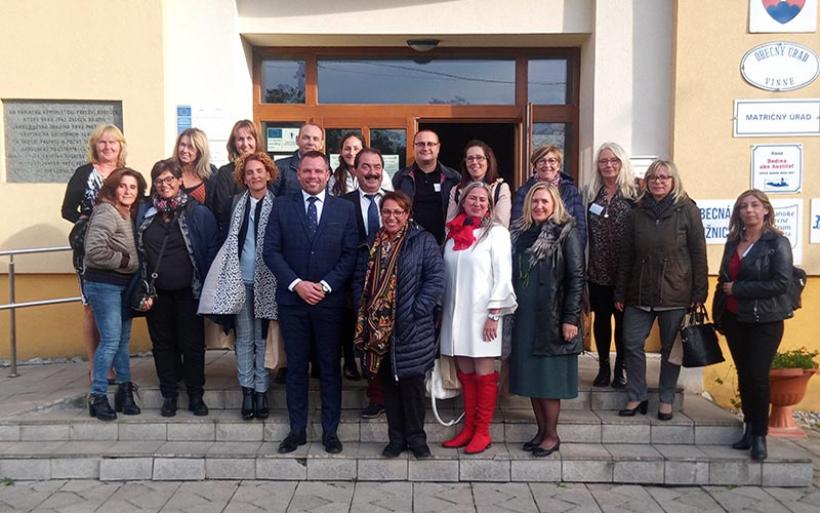 Συμμετοχή του 5ου Δημ. Σχ. Αλμυρού σε Ευρωπαϊκό Πρόγραμμα Erasmus+