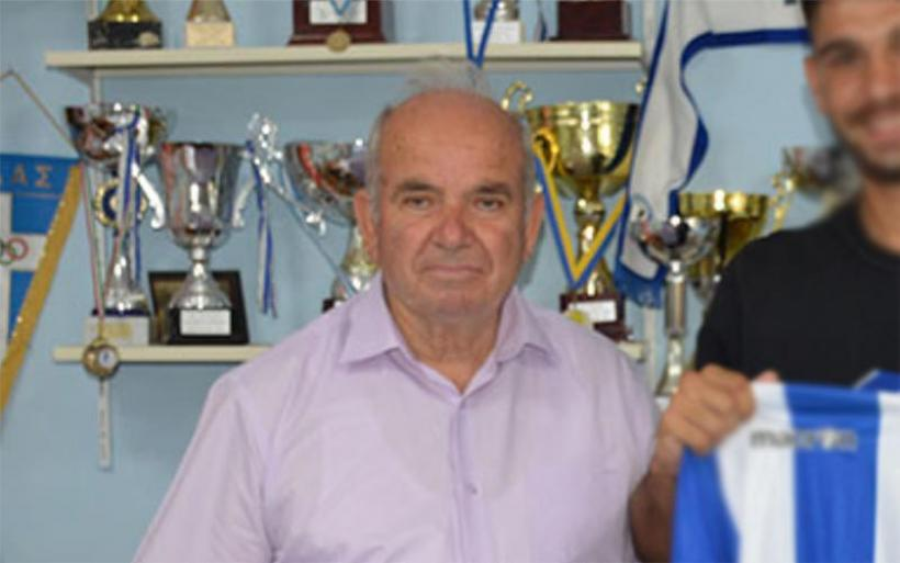 Παραιτήθηκε ο πρόεδρος του Γ.Σ. Αλμυρού Γιώργος Κοντογεωργάκης