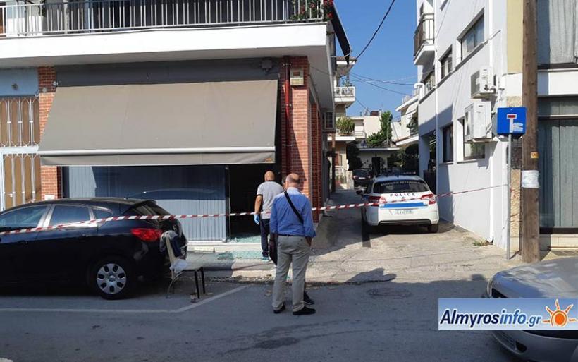 Ταυτοποίηση ακόμη δύο δραστών της ληστείας κοσμηματοπωλείου στον Αλμυρό