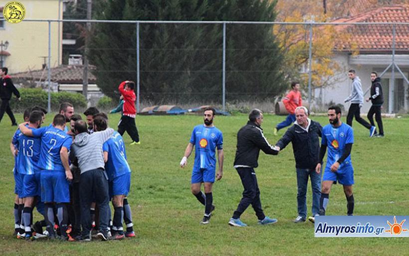 Αίας-Πρωτεσίλαος 2-3 με γκολ στο 93' (φωτογραφίες)