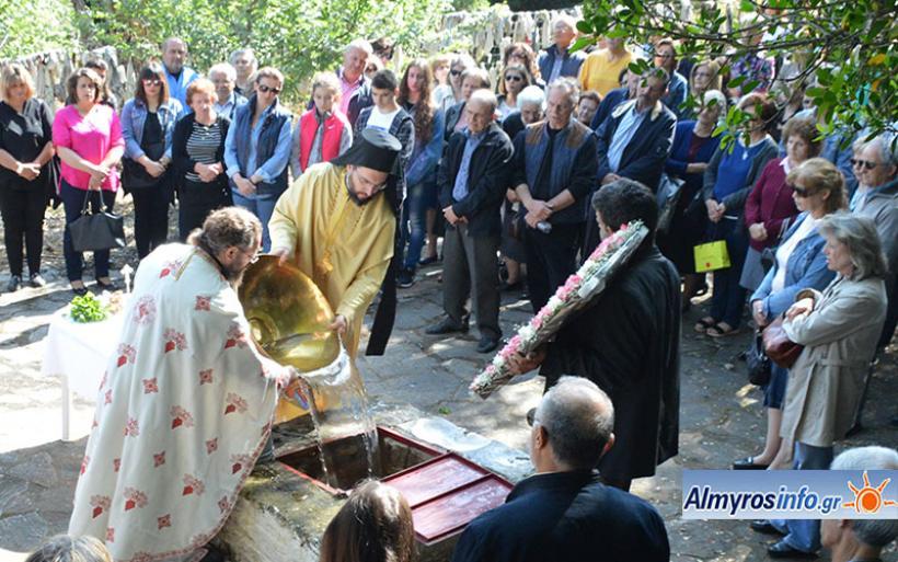 Λαμπρός ο εορτασμός του Αγ. Νικολάου εν Βουνένοις στο Μπακλαλί (βίντεο&φωτο)