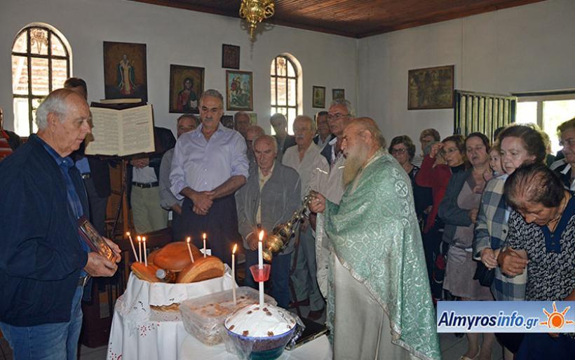 Γιόρτασε το ξωκλήσι του Αγίου Αθανασίου Χολορέματος (φωτο)