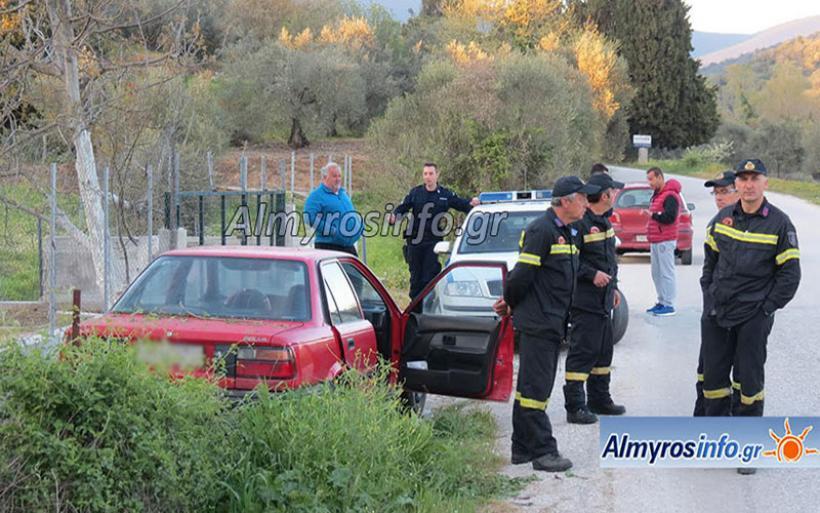 Αχίλλειο: Διπλό ατύχημα για 64χρονο και μεγάλη αναμονή για το ασθενοφόρο (φωτο)