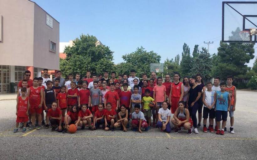 3ο Τουρνουά 3on 3 της Ακαδημίας Μπάσκετ των ΤΙΤΑΝΩΝ Αλμυρού (φωτο)
