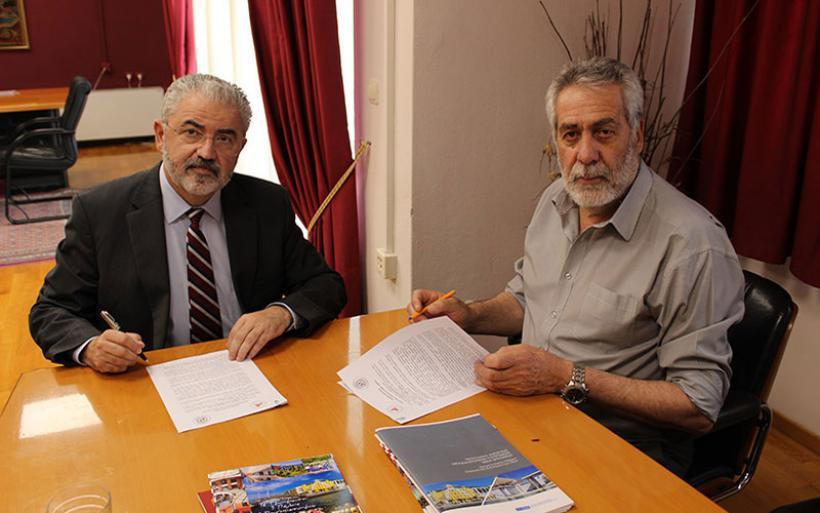 Μνημόνιο συνεργασίας μεταξύ Δήμου Αλμυρού και Πανεπιστημίου για Βοτανικό κήπο στην Όθρυ