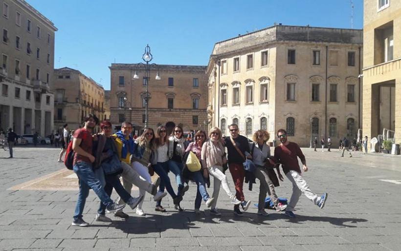 Το 2ο Γυμνάσιο Αλμυρού στην Ιταλία με πρόγραμμα Erasmus+KA2 (φωτο)