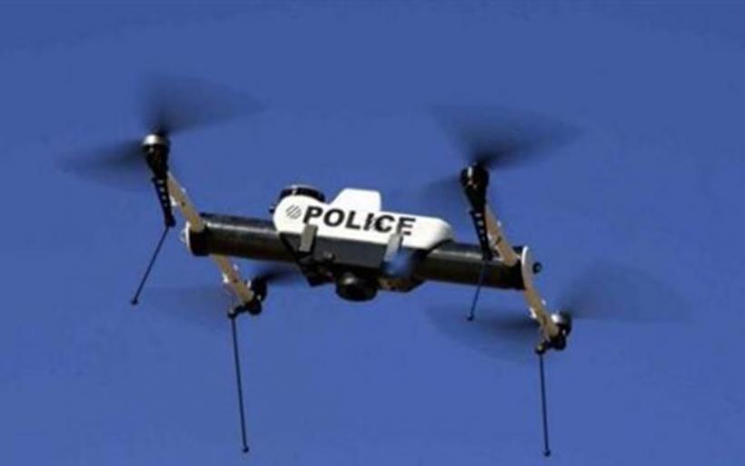 Απογειώνονται την Πέμπτη τα drone της Αστυνομίας και της Πυροσβεστικής